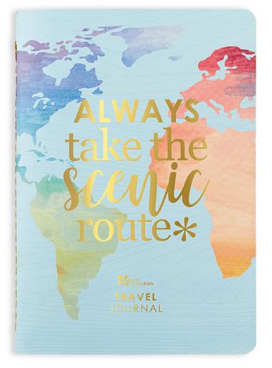 Erin Condren Travel Journal