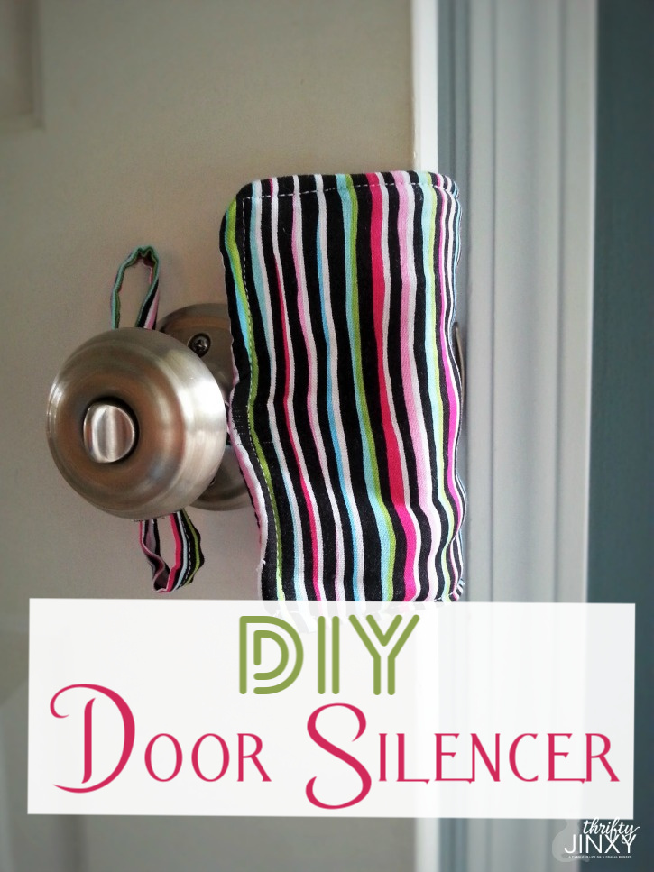 DIY Door Silencer