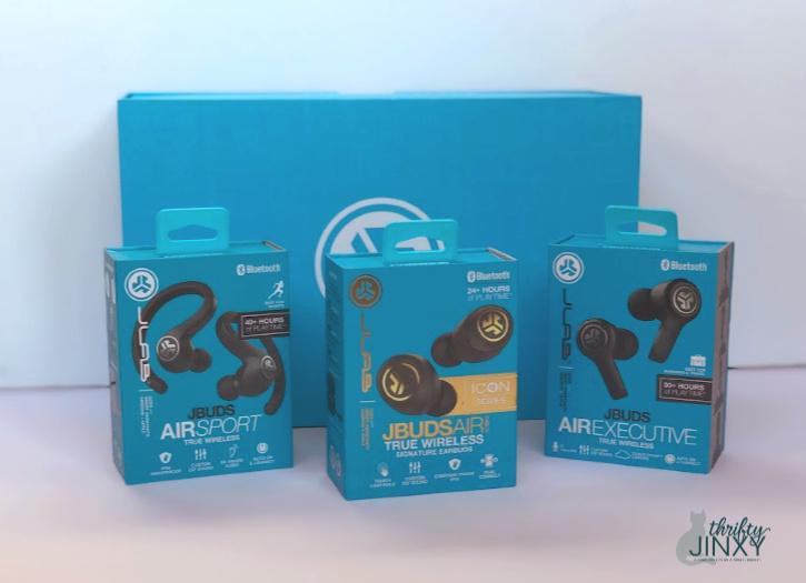JLab True Wireless Earbuds