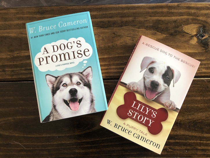 W Bruce Cameron Dog Books