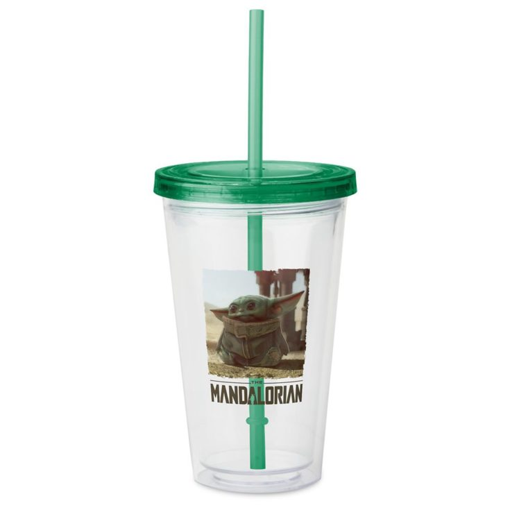 The Child – Star Wars: The Mandalorian Tumbler with Straw