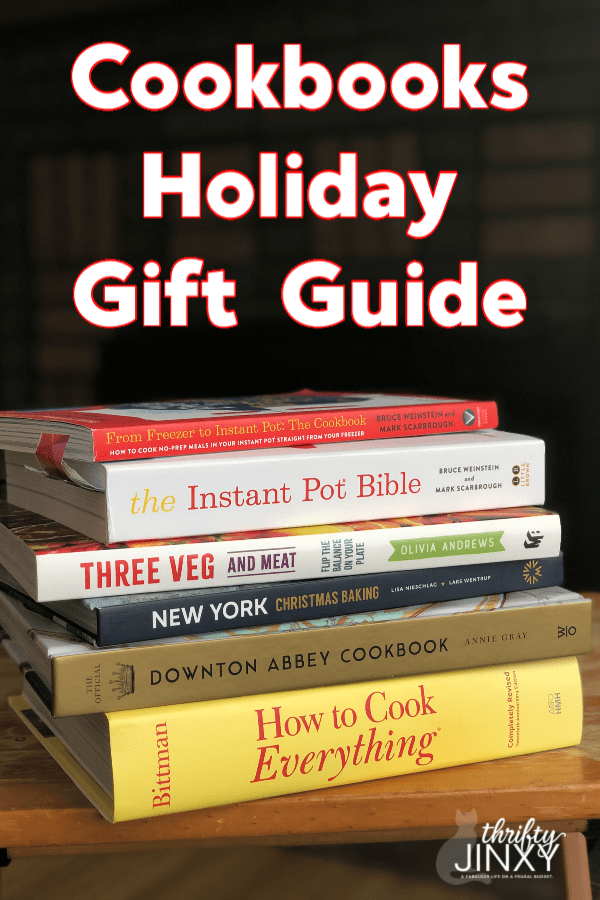 Cookbooks Holiday Gift Guide