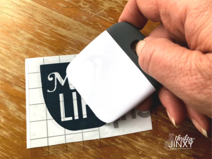 Cricut Transfer Paper Scraper