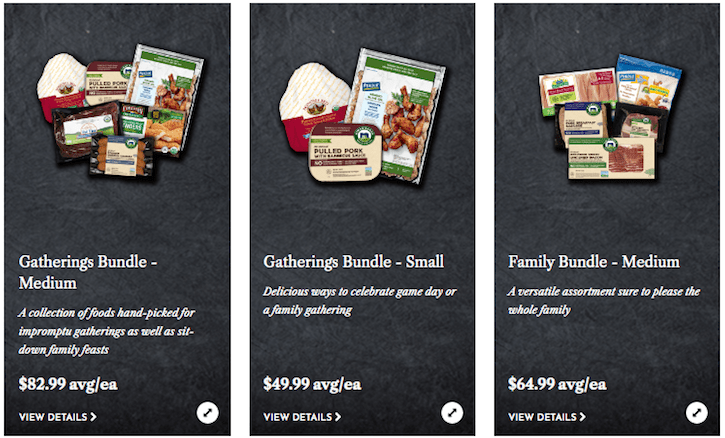 Perdue Farms Bundles