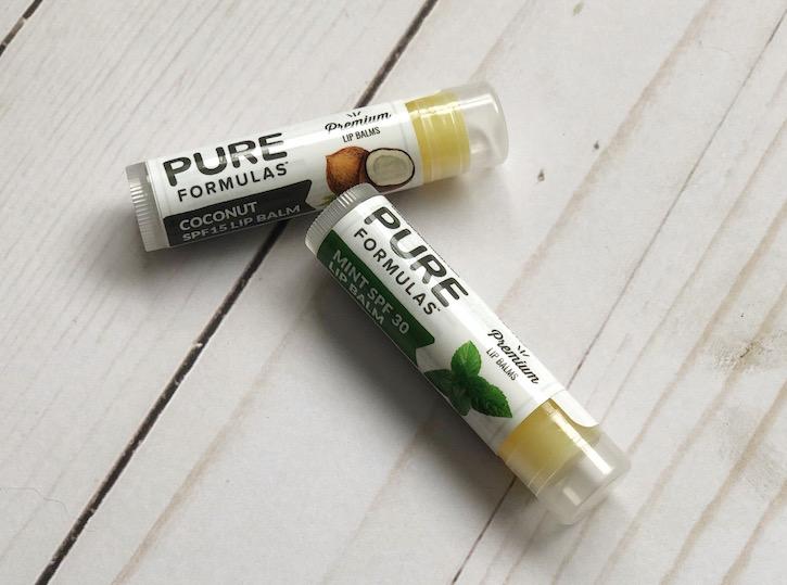PureFormulas Lip Balm