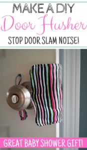 DIY Door Husher