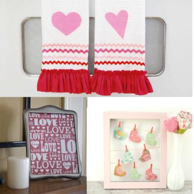 Dollar Tree Valentine Crafts