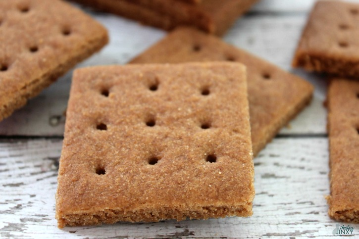 Easy Homemade Graham Crackers Recipe