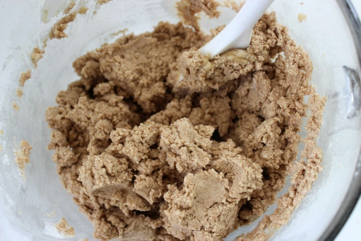 Homemade Graham Crackers process