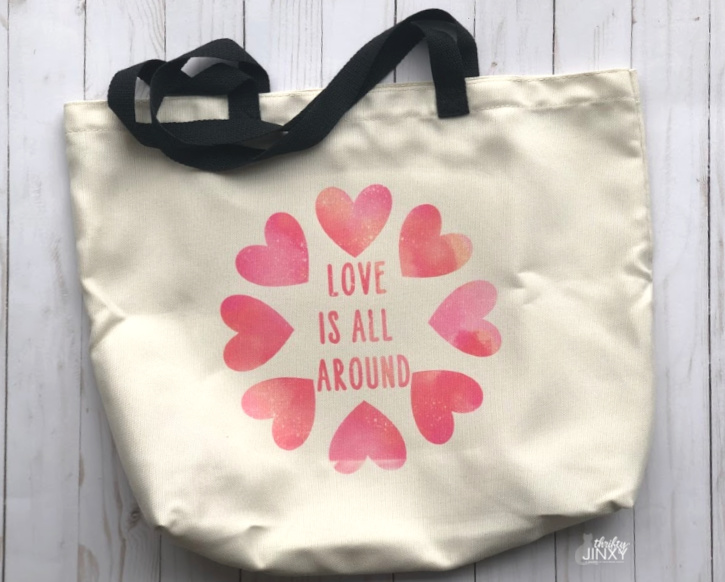 Make Cricut Infusible Ink Tote Bags