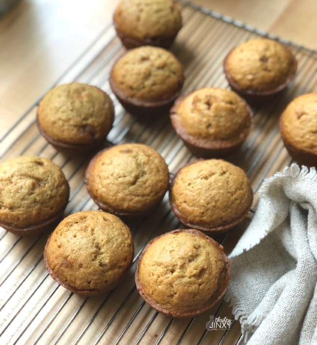 Brown Butter Muffins