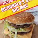 Copycat Bic Mac Recipe