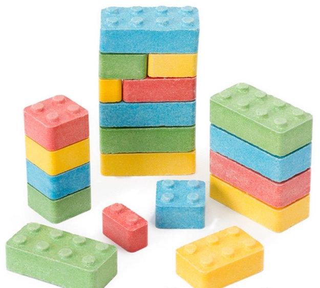 LEGO Block Candy