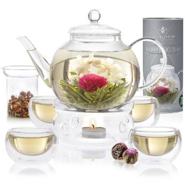 Teabloom CELEBRATION COMPLETE BLOOMING TEA SET