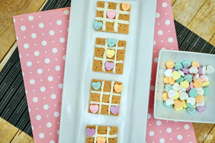 Valentine's Tic Tac Toe Sweet Treat Tutorial