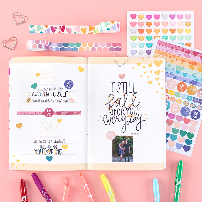 Valentine's Day Bundle Erin Condren