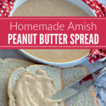 Amish Peanut Butter Spread banner 1