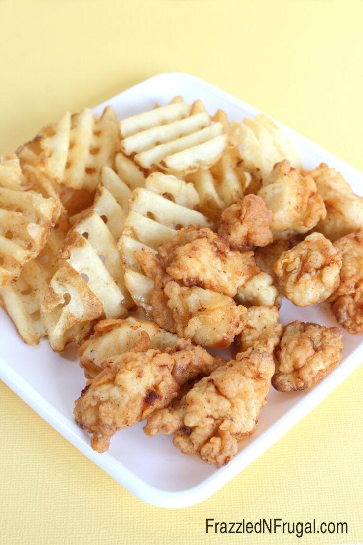 Copycat Chick-Fil-A Nuggets Recipe