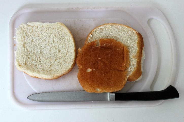 Copycat McDonald's Big Mac process
