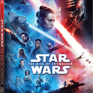 Star Wars Rise of Skywalker BluRay