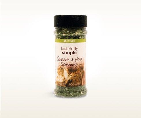 Spinach Herb Seasoning