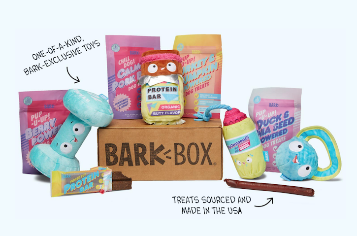 BarkBox Contents