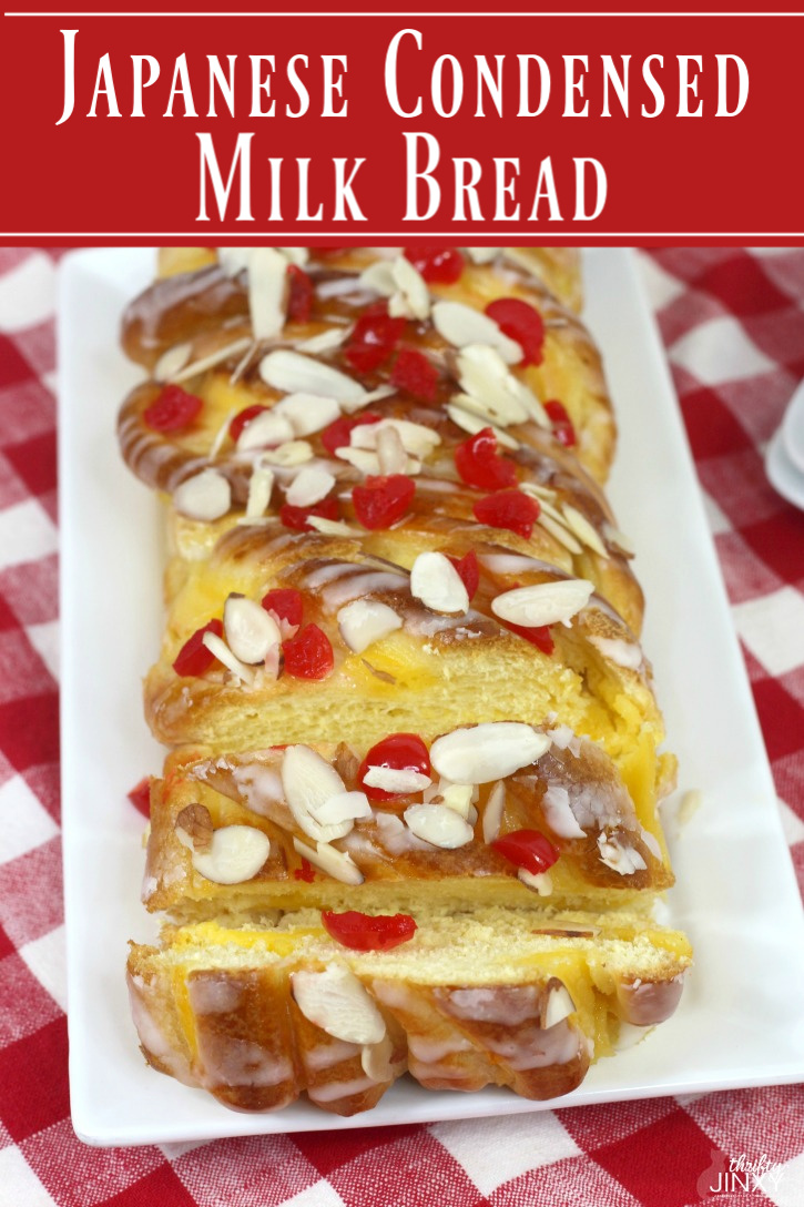 Japanese Condensed Milk Bread Recipe
