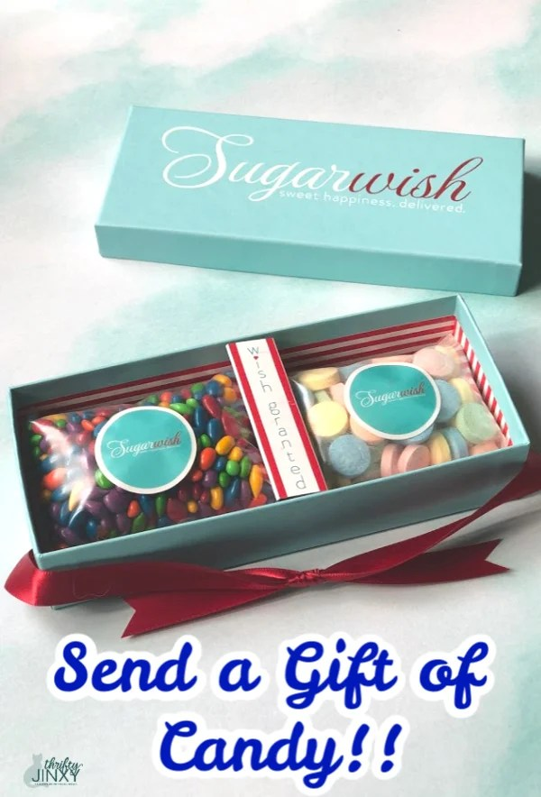 Sugarwish candy gift