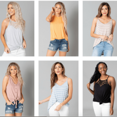 Summer Tanks Cents of Style