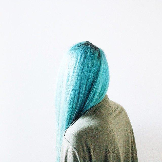 Teal Hair Dye