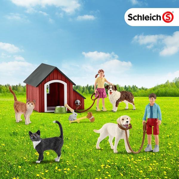 Schleich Pets Set