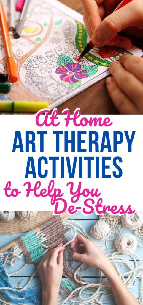 Art Therapy Activities