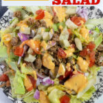 Big Mac Salad Recipe