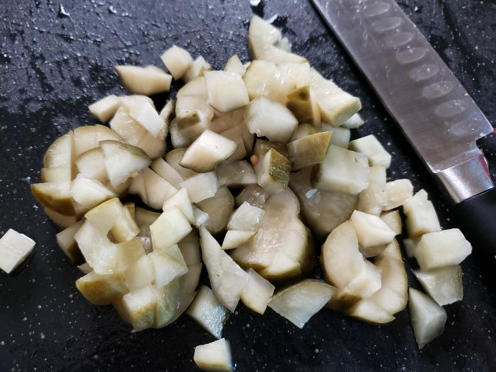 Big Mac Salad Recipe process