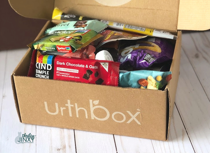 urthbox subscription box contents