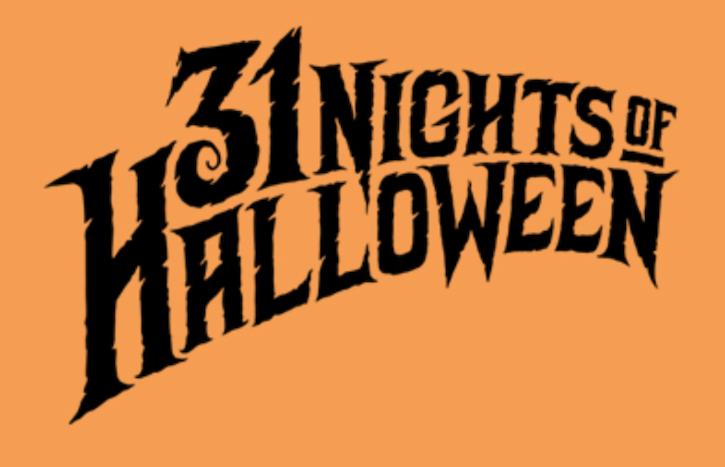 Freeform 31 Nighs of Halloween Logo