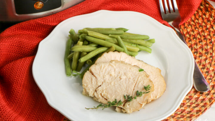 Slow Cooker Turkey Breast Roast Recipe