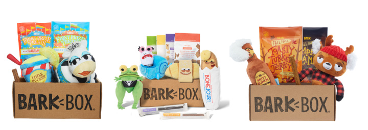 Bark Box Theme Boxes