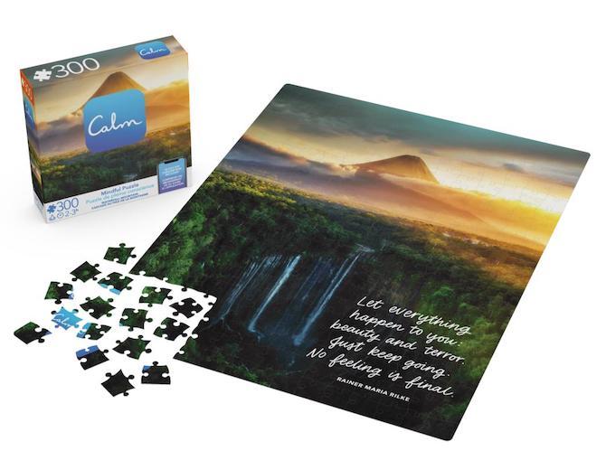 Calm Mindful Puzzle