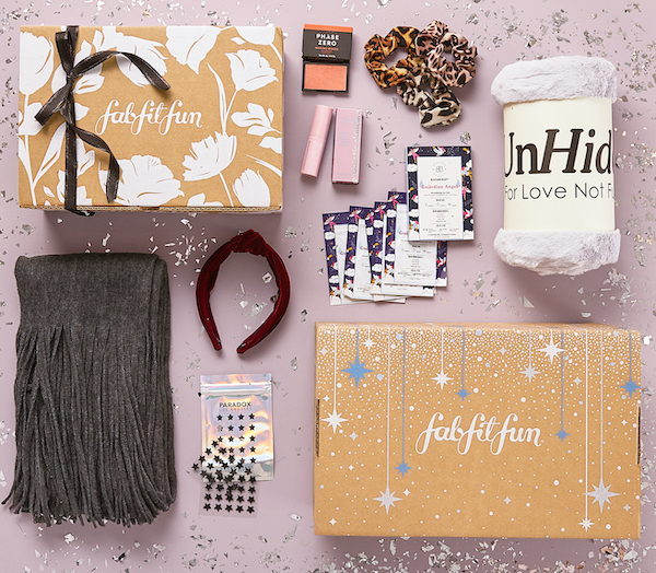 FabFitFun Holiday Box Offer