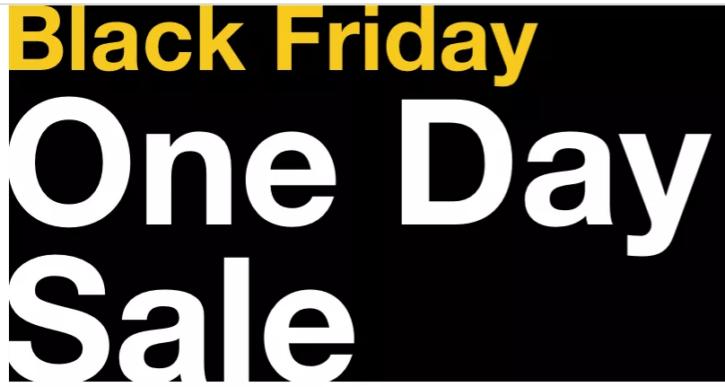Macy's Black Friday One Day Sale