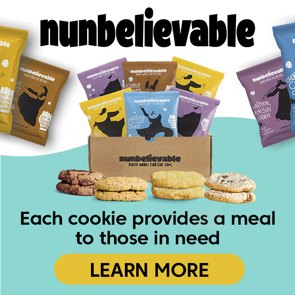 Nunbelievable Cookies