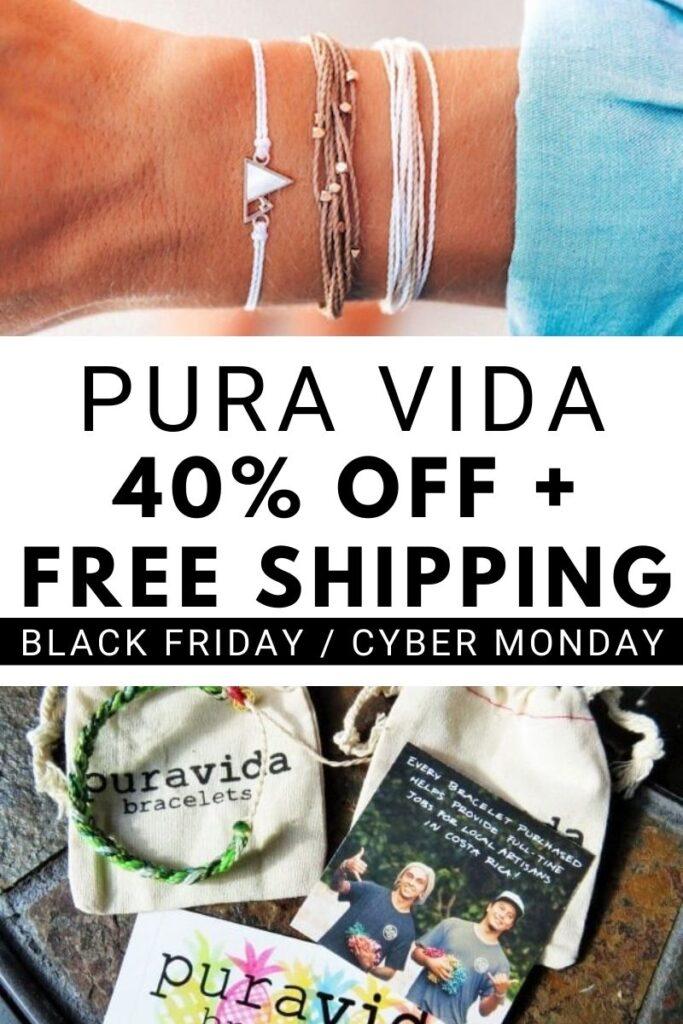 Pura Vida Black Friday Sale