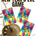 FREE PRINTABLE NEW YEAR'S EVE GAME