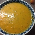 Carrot & Lentil Soup – 20p a serving, Meal Plan 1