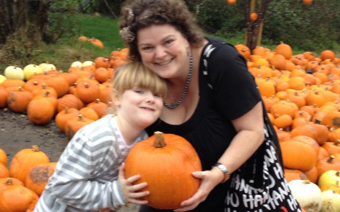 Pumpkins, crowbars and autumn leaves