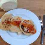 Meal Plan 8 – Cabbage Pancakes & Sweet Chilli 8p a serving