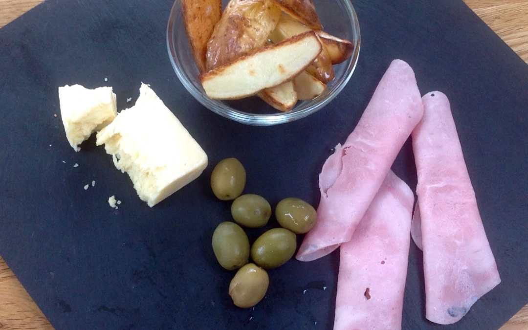Deli Platter – Meal Plan 9, 64p