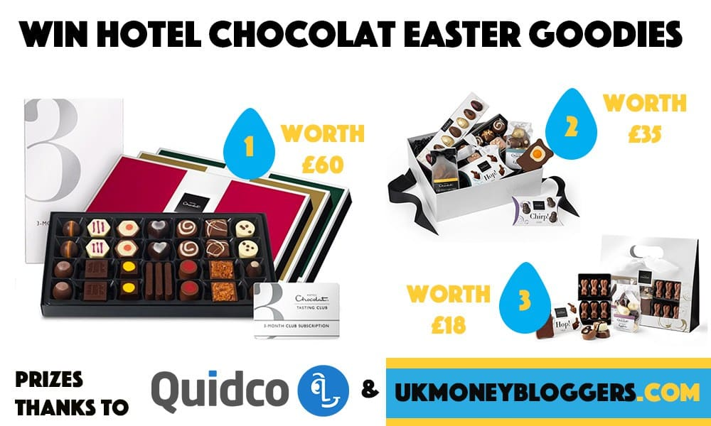Easter egg tasting and a delicious competition to win some