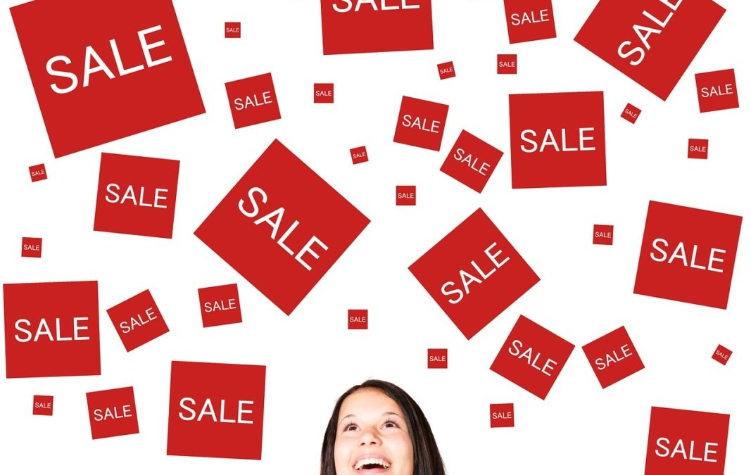 Why I don't go to the sales